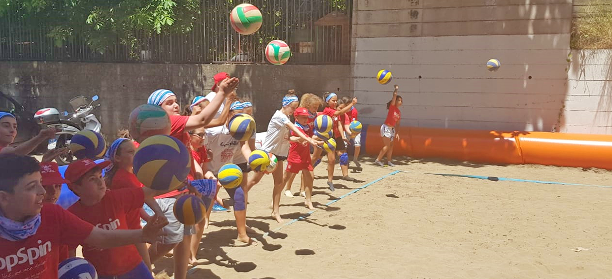 Beach Volley Village