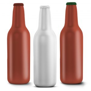 Aluminium beer bottles and monobloc aerosol cans