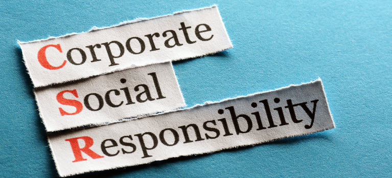 Our way to Corporate Social Responsibility