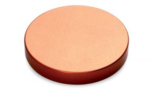 Cosmetics packaging - metal closures for cosmetics and personal care