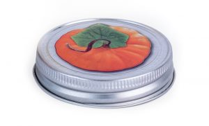 Candles lids and metal closures for glass jars - candles packaging