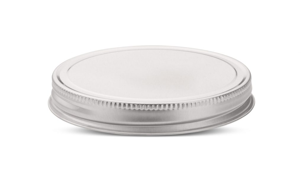Continuous Thread Aluminum Closures - glass jars and plastic containers