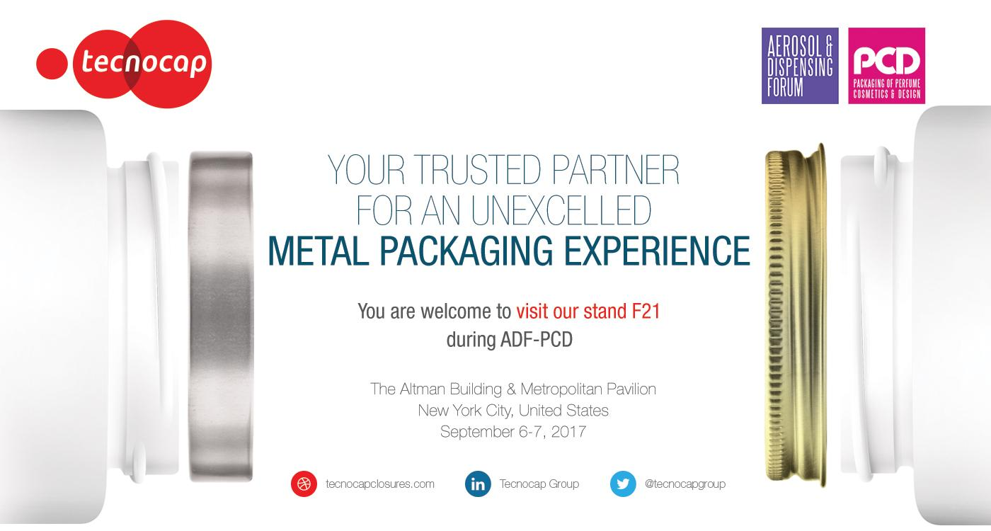 ADF&PCD New York - health and beauty metal packaging
