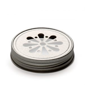 Candle containers closures - Aluminum and tinplate caps and closures