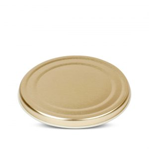 Aluminium lids, caps and closures for glass jars and containers - Tecnocap