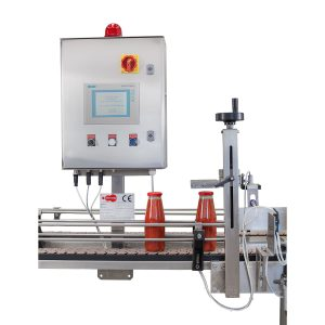 Packaging machines and metal closures for food & beverage industry