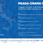 "Tecnocap Repubblica Ceca ospite della Camera di Commercio ItaloCeca - Tecnocap Czech Republic's Managing Director participate to ""Prague calling Italy"" webinar streamed by the Italian-Czech Chamber of Commerce and Industry."