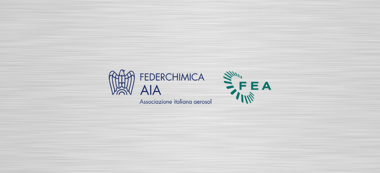 Tecnocap becomes a member of Italian Aerosol Industry Association, part of European Aerosol Federation