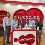 Tecnocap consolidates its growth in the American market at EXPO PACK Mexico 2018