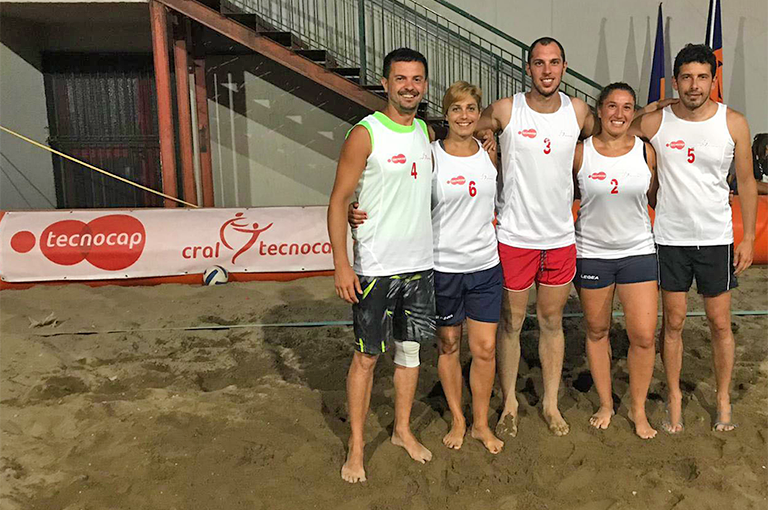 As part of CSR Tecnocap programme the metal packaging group encourages corporate teams supporting sport initiatives and sponsoring events